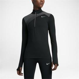 Dámská mikina Nike W NK DRY ELMNT TOP HZ GX | 872535-010 | Černá | S