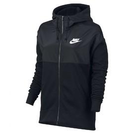 Dámská Mikina Nike W NSW AV15 HOODIE FZ | 829407-010 | Černá | L