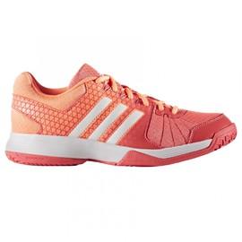 Dámská sálová obuv adidas Ligra 4 W | BA9666 | Oranžová, Růžová | 38