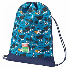 Sesame Street Gym Sack blue Je