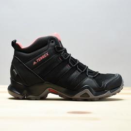 Dámská Treková obuv adidas Performance TERREX AX2R MID GTX W | BB4620 | Černá | 40