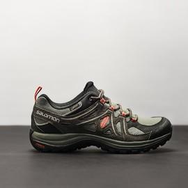 Dámská Treková obuv Salomon ELLIPSE 2 GTXR W Castor Gra/Be | 400021 | Černá | 38