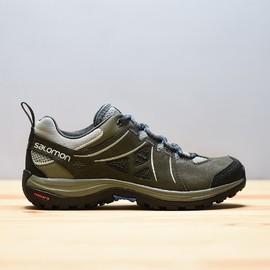 Dámská Treková obuv Salomon ELLIPSE 2 LTR W SHADOW/Beluga/ | 398538 | Zelená | 40