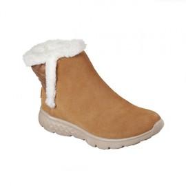 Dámská zimní obuv Skechers ON-THE-GO 400 - COZIES | 14356--CSN | Hnědá | 41