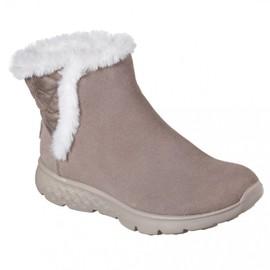 Dámská zimní obuv Skechers ON-THE-GO 400 - COZIES | 14356--TPE | Béžová | 36