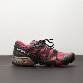 Dámské Běžecké boty Salomon SPEEDCROSS VARIO 2 W Sangria/M | 398417 | Červená, Černá | 40