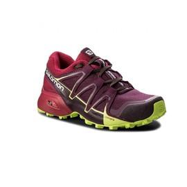 Dámské Běžecké boty Salomon SPEEDCROSS VARIO 2 W | 400716 | Červená | 40