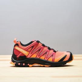 Dámské Běžecké boty Salomon XA PRO 3D W Living Coral/Bk/Vi   398520   Oranžová   42