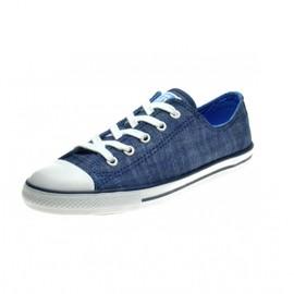 Dámské boty Converse Chuck Taylor All Star Dainty | 542504 | Modrá | 36,5