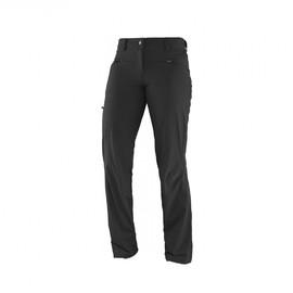 Dámské kalhoty Salomon WAYFARER PANT W BLACK | 363397 | Černá | 32/R