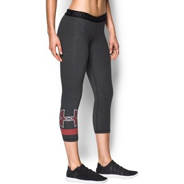 Dámské legíny Under Armour Favorite Capri Graphic
