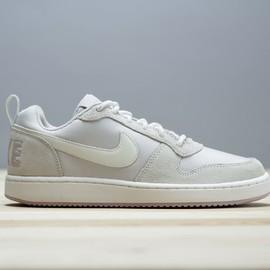Dámské Tenisky Nike W COURT BOROUGH LOW PREM | 861533-101 | Bílá | 38,5