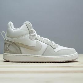 Dámské Tenisky Nike W COURT BOROUGH MID PREM | 844907-101 | Béžová | 42
