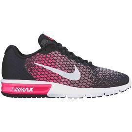 Dámské tenisky Nike WMNS AIR MAX SEQUENT 2 | 852465-004 | Růžová, Černá | 37,5