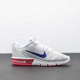 Dámské tenisky Nike WMNS AIR MAX SEQUENT 2 | 852465-146 | Šedá, Bílá | 40,5