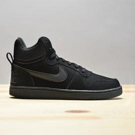 Dámské tenisky Nike WMNS COURT BOROUGH MID | 844906-002 | Černá | 41