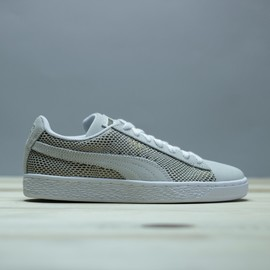 Suede GOLD Wn s Puma White
