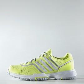 Dámské tenisové boty adidas barricade court w | B23044 | Žlutá | 40