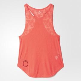 Dámské tílko adidas YOGI TANK | AJ6538 | Oranžová | 2XS