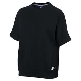 Dámské Trička Nike W NSW TOP SS FT | 832594-010 | Černá | M