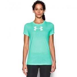 Dámské tričko Under Armour Favorite SS Brand | 280909-960 | Tyrkysová | M