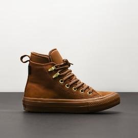Dámské zimní boty Converse Chuck Taylor WP Boot | 557946 | Hnědá | 37