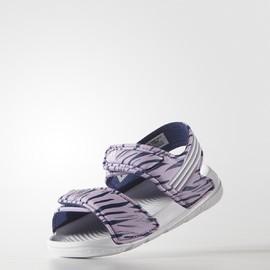 Dětská otevřená obuv adidas Akwah 9 I | S74686 | Fialová | 26