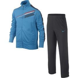 Dětská souprava Nike GFX T WARM UP YTH | 589008-447 | Modrá | XL