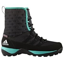 Dětská treková obuv adidas Performance CW LIBRIA PEARL CP K | AQ4133 | Černá | 38