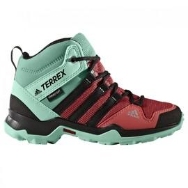 Dětská treková obuv adidas TERREX AX2R MID CP K