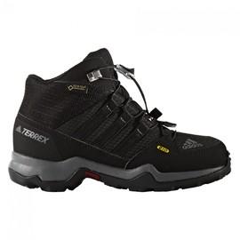 Dětská treková obuv adidas TERREX MID GTX K | BB1952 | Černá | 40
