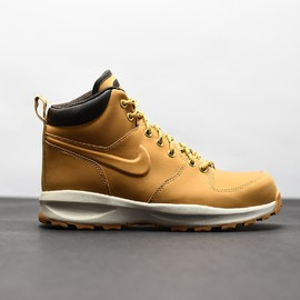 Dětská Zimní obuv Nike MANOA (GS) | AJ1280-700 | Béžová, Hnědá | 36,5