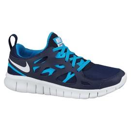 Dětské běžecké boty Nike FREE RUN 2 (GS) | 443742-406 | 36,5