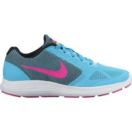 Dětské běžecké boty Nike REVOLUTION 3 (GS) | 819416-401 | Tyrkysová | 38
