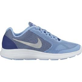 Dětské běžecké boty Nike REVOLUTION 3 (GS) | 819416-402 | Modrá | 38