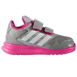 Dětské boty adidas AltaRun CF I | BA9412 | Šedá | 22