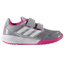 Dětské boty adidas AltaRun CF K | BA7917 | Šedá | 35