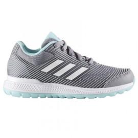 Dětské boty adidas mana bounce 2 c | BB7102 | Šedá | 35