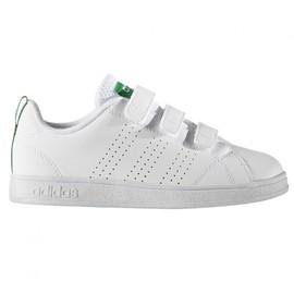 Dětské boty adidas VS ADVANTAGE CLEAN CMF C | AW4880 | Bílá | 35