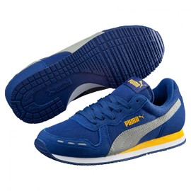 Dětské boty Puma Cabana Racer Mesh Jr Mazarine efd341e6ce