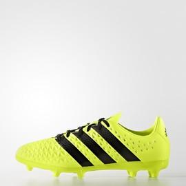 Dětské kopačky adidas ACE 16.3 FG J   S79719   Žlutá   38