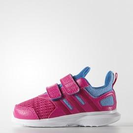 Dětské tenisky adidas hyperfast 2.0 cf i | AF4489 | Růžová | 22