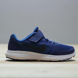 Dětské Tenisky Nike REVOLUTION 3 (PSV) | 819414-408 | Modrá | 31