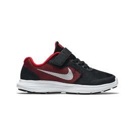 Dětské tenisky Nike REVOLUTION 3 WIDE (PSV) | 820568-600 | Červená, Černá | 31