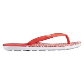 Dětská otevřená obuv Nike SOLARSOFT THONG 2 PRNT (GS/PS) | 631725-603 | Červená | 36