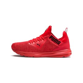 Enzo Beta Woven High Risk Red-Puma Black