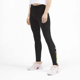ESS Graphic Leggings Puma Black