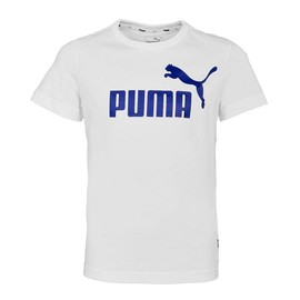 ESS Logo Tee B Puma White-Surf the web