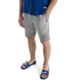 Evostripe Move Shorts 8 Medium Gray Hea