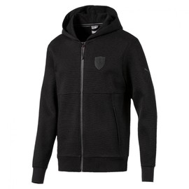 Ferrari Hooded Sweat Jacket Pu